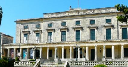 Brand new Corfu Old Town