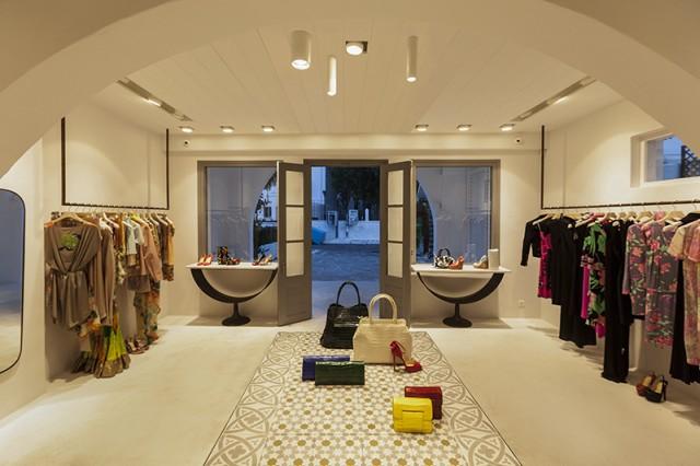 Top fashion stores in Mykonos