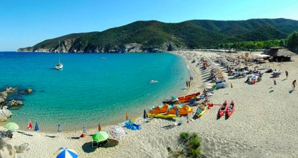 Best resorts in Halkidiki
