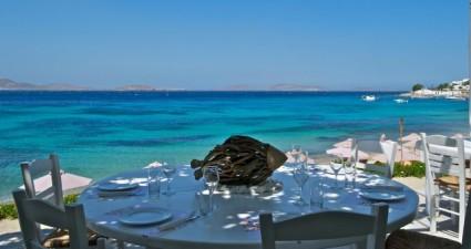 The best choices to savor fresh fish in Mykonos