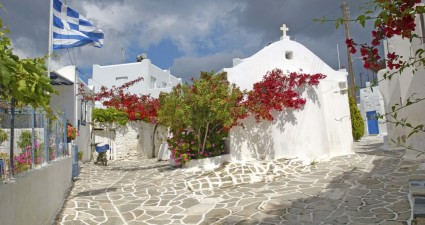 Best Hiking Routes in Paros