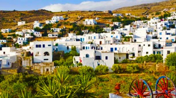 Paros Villages - Lefkes