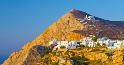 Europe's most beautiful villages - Folegandros