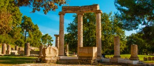 Ancient Olympia - The cradle of the olympic games