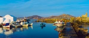 Paros villages