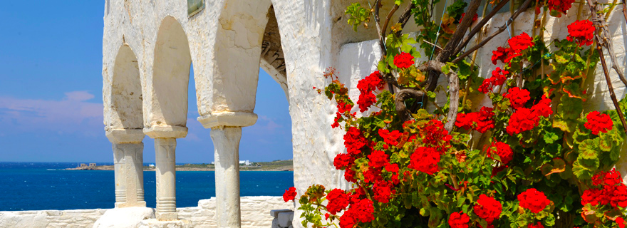 Things to do in Paros in one day