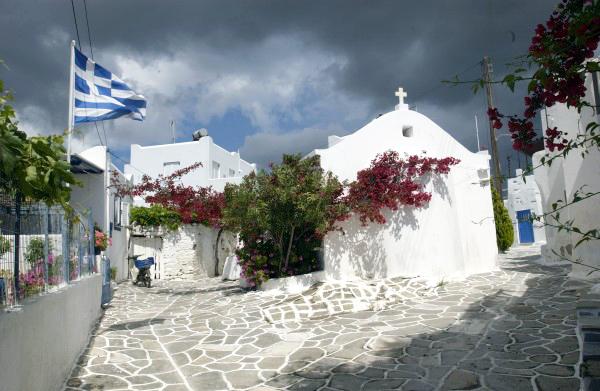 Paros Villages - Prodromos