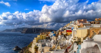 Things to do in Santorini in winter