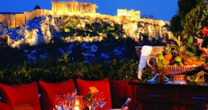 New year's traditions in Greece