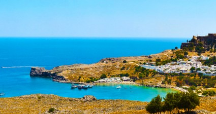 A visit to historic Lindos village in Rhodes