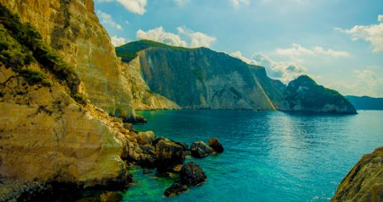 top spots for photo shots in Zante