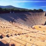 day trips from athens - epidaurus