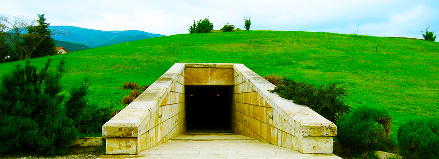 Day trips from Thessaloniki – Vergina Archaeological Site
