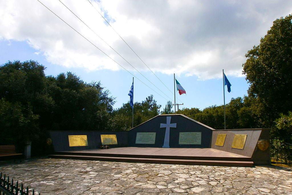 Acqui division monument