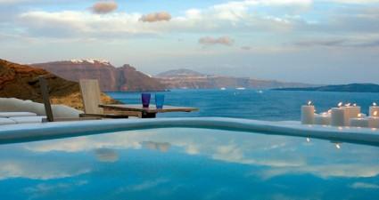 best hotels santorini 2014