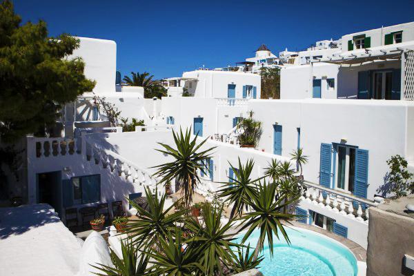 Mykonos town hotels