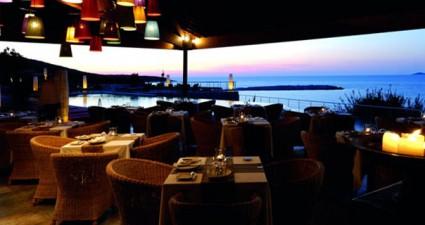 restaurant views kefalonia