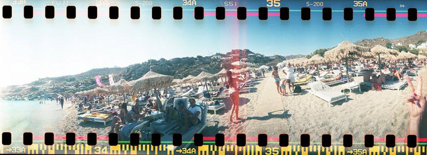 best beaches in mykonos
