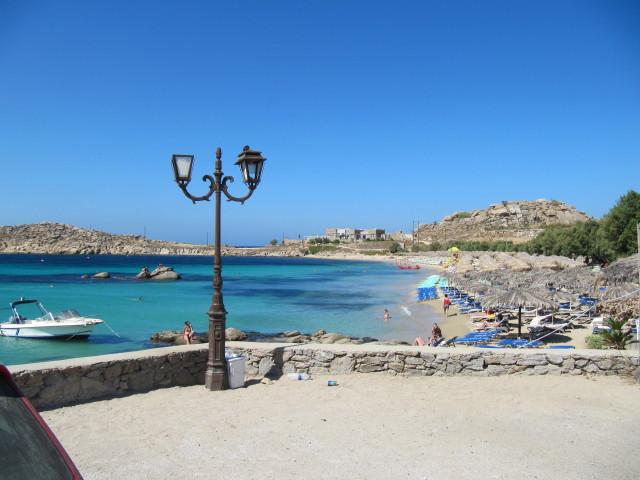 Best Beaches in Mykonos - Paraga beach