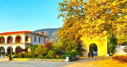 Kefalonia monasteries