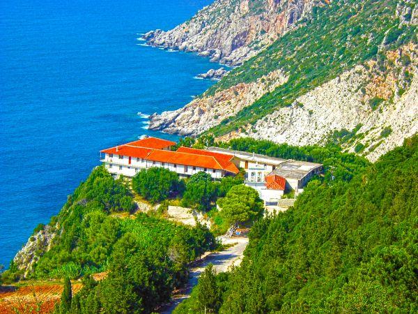 Kipouria Monastery
