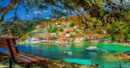 colourful destinations greece