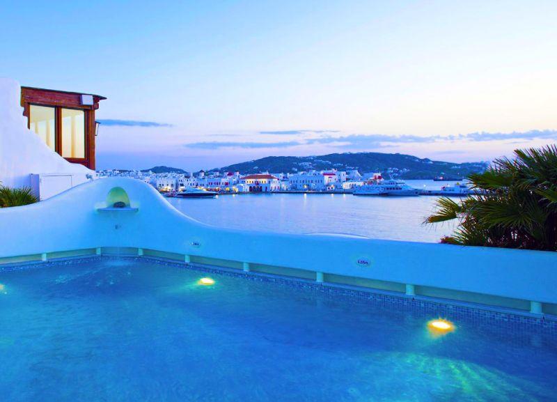 Harmony Hotel Mykonos