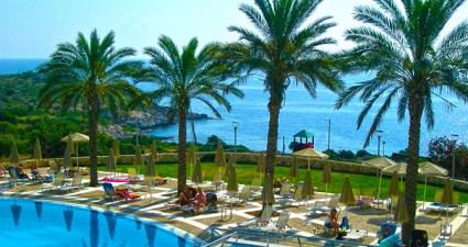 kefalonia beach hotels