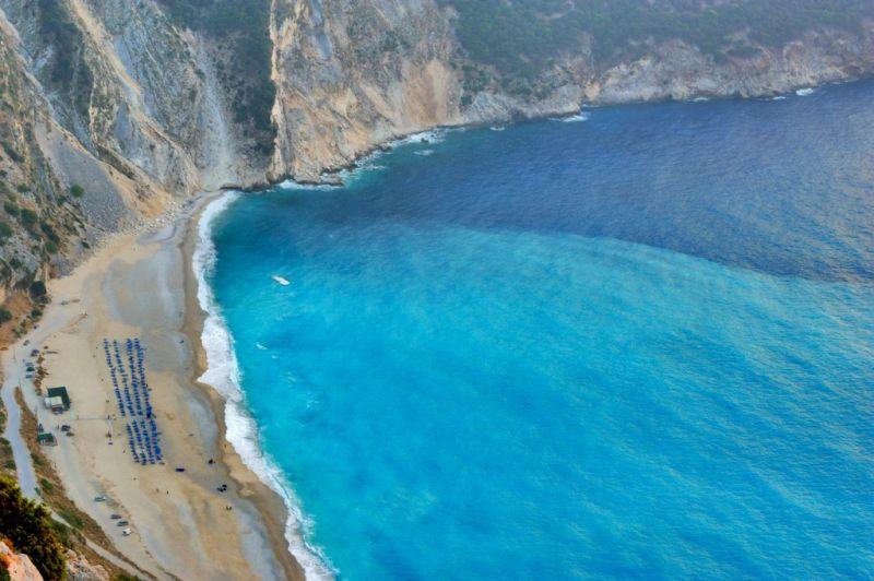 Swim in world famous Myrtos beach
