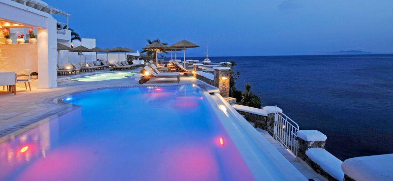 Nissaki Hotel Mykonos