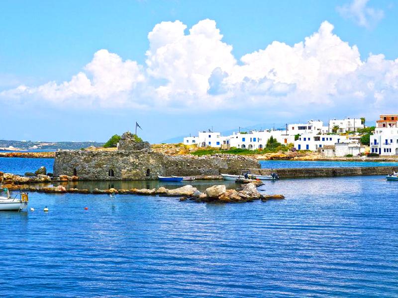 Naoussa Village, Paros