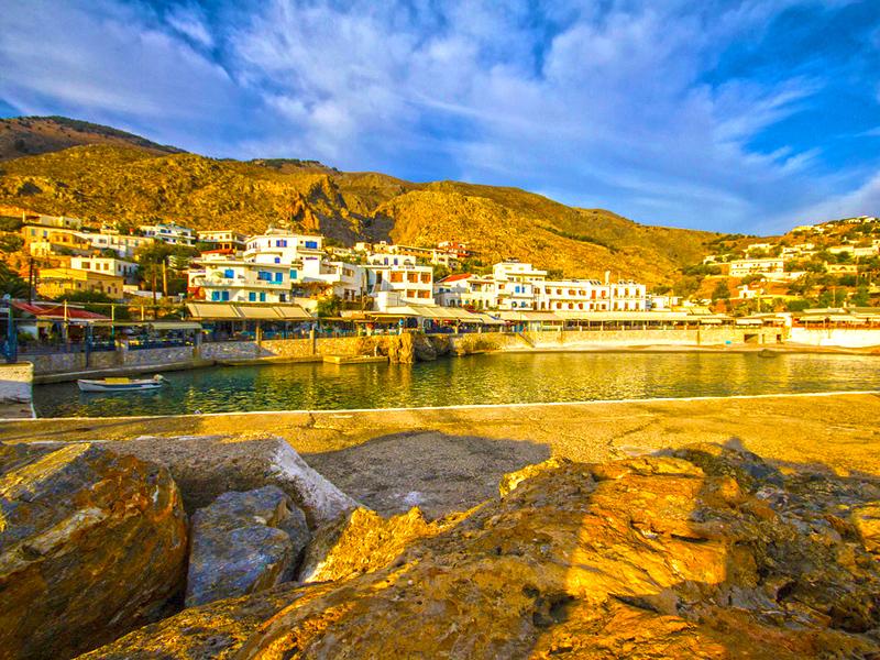 Sfakia Village, Crete
