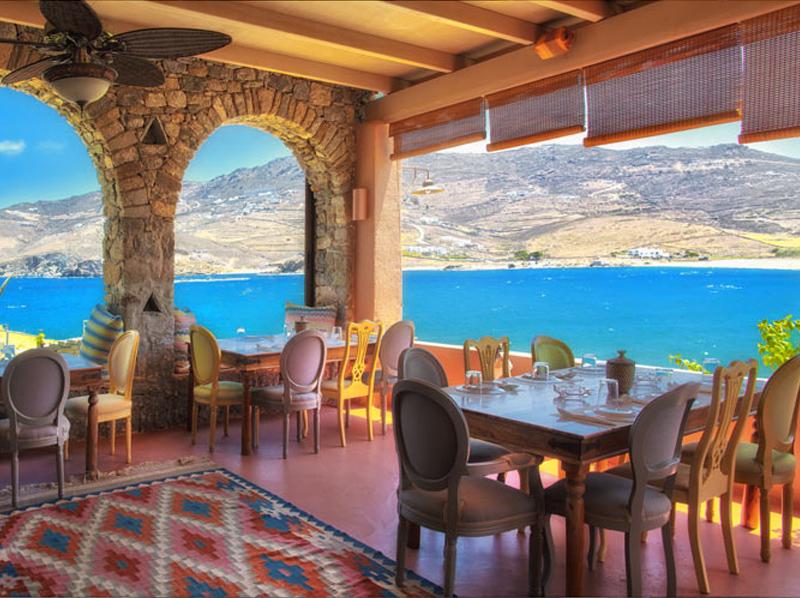 Ftelia Beach Restaurant