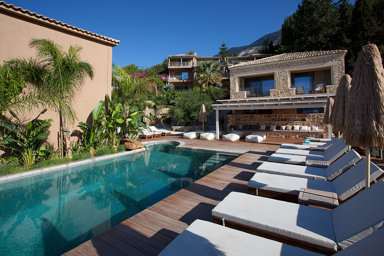 Best Luxury Hotels In Kefalonia 2016