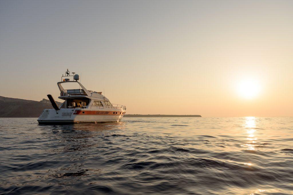 Melidonia Cruise in Santorini